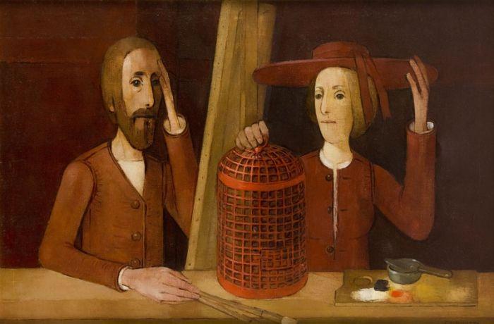 Kiejstut Bereźnicki - Przy stole