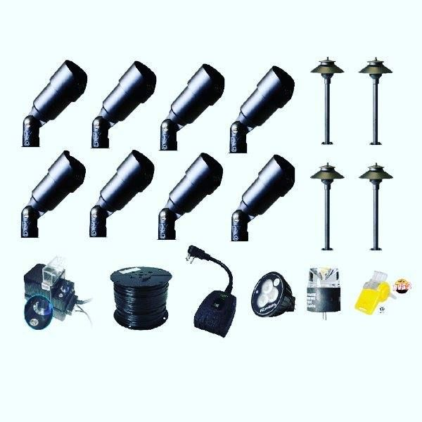 Because you asked! We've Upgraded our Quality Low Voltage Landscape Lighting Kit. Now with even more premium lights and tools.  Learn more at http://ift.tt/2lqiJ8m Learn more at http://ift.tt/2lqiJ8m