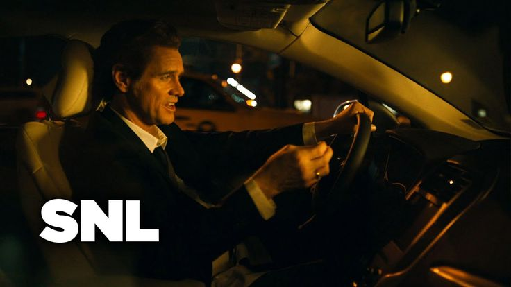 Jim Carrey Perfectly Parodies the Matthew McConaughey Series of Lincoln Commercials on 'Saturday Night Live'