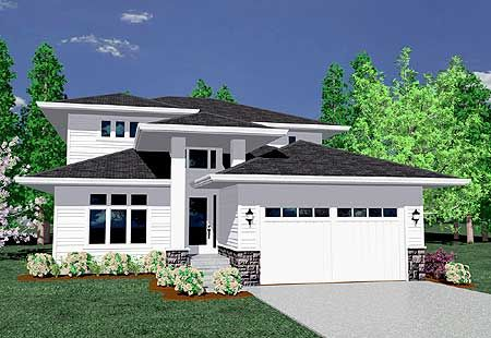 prairie style house plans | here to Mirror Reverse plan Mirror Reverse surcharge: $50 House plans ...