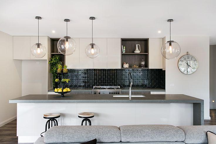 A dream-look kitchen that truly captures modern design!