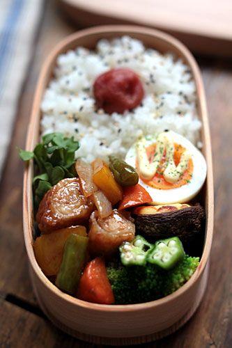 豚バラロールの酢豚 - DAY BOOK LUNCH