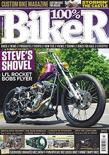 100% Biker Magazine Subscription UK Offer