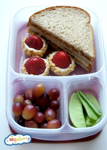 Strawberry-Cheesecake-Bites-in-lunchbox-MOMables-school-lunch-menu-ideas