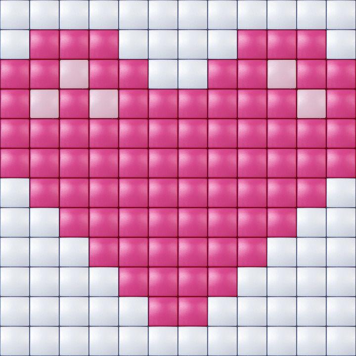 #pixelhobby #pixelen #pixel.gift #kids #toy #hobby #creatief #hart
