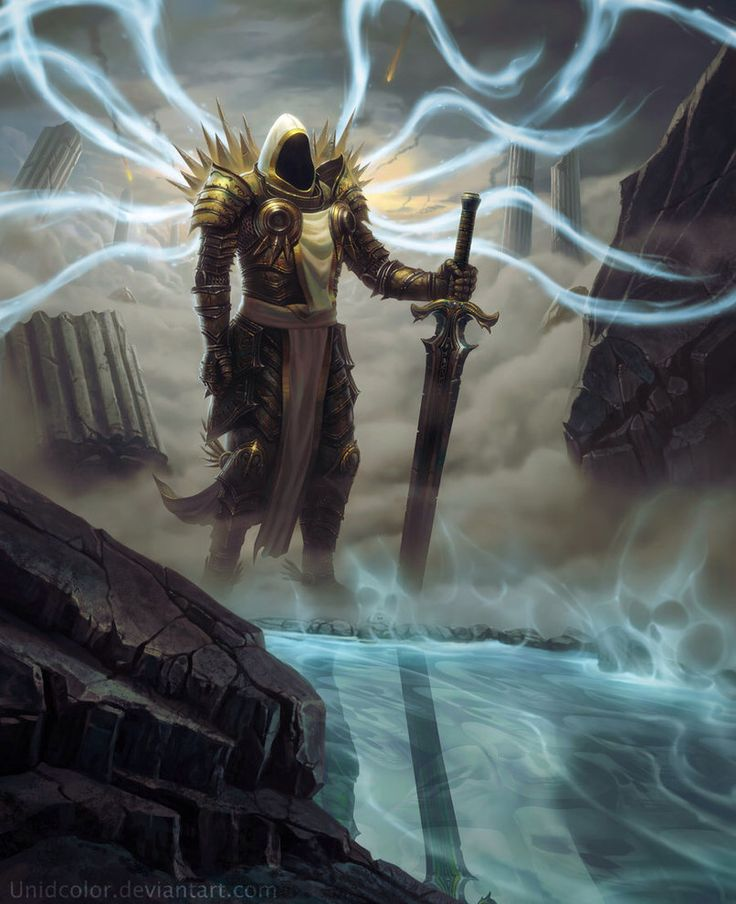 Tyrael Archangel of Justice
