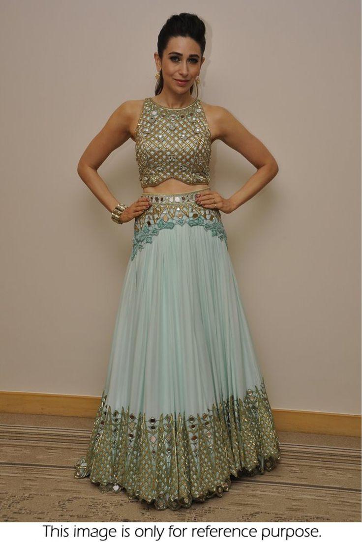 Celebrity Lehenga Design | Bollywood Style Lehnega ...