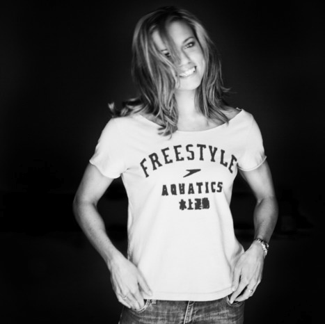 Natalie Coughlin:  Olympic women's swimmer