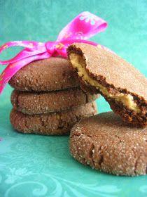 The Busty Baker: Buckeye Cookies (Day 9 of 12 Cookies of Christmas)