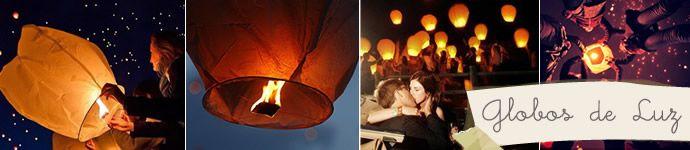 Globos de Cantoya | Globos de Luz | Artículos bodas novias eventosGlobos de Luz