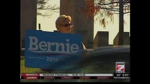Hoosiers Rally for Bernie Sanders