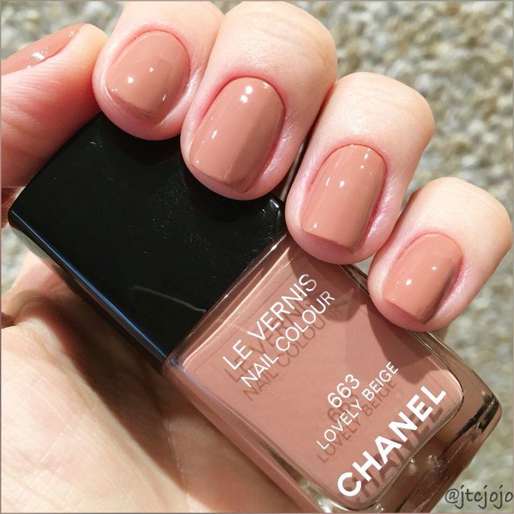 Lovely Beige (663) - Chanel