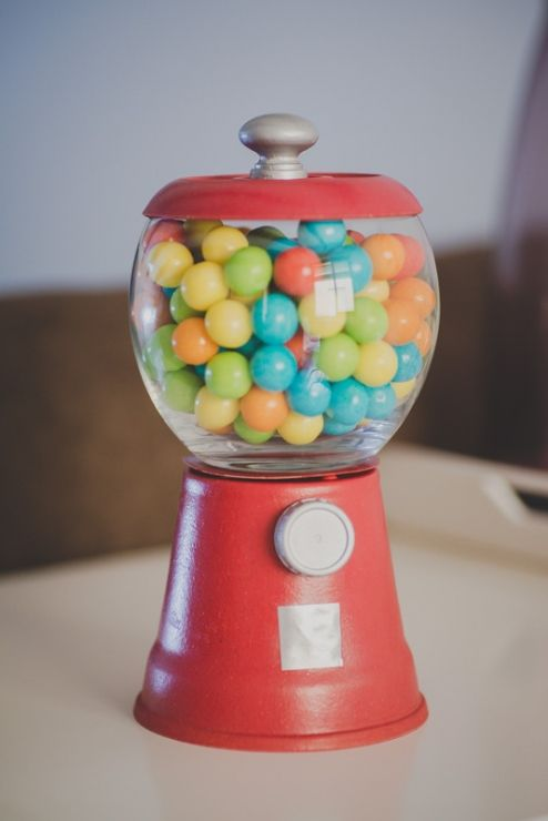 Diy: Dispensador de caramelos » Wedding planner Lleida – Barcelona :: Organización de eventos