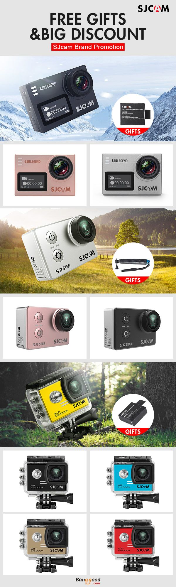 Anniversary Sales: From 9.7 - 9.10. Camera, Car Camera, DVR, DVR Camera, Security Camera, Spy Camera, Sports Camera. Visit and Discover More!
