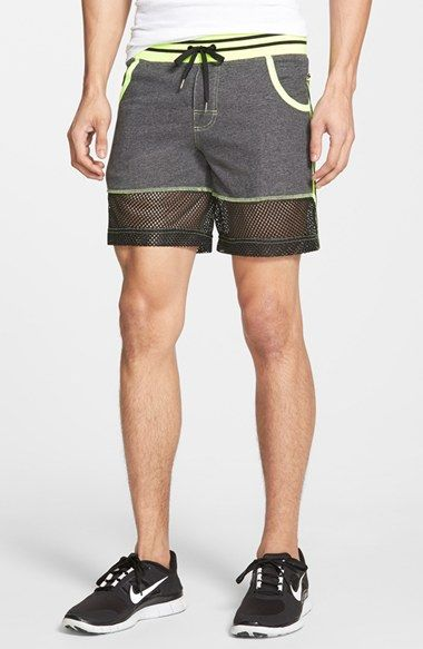 Men's Andrew Christian 'Flawless' Athletic Shorts