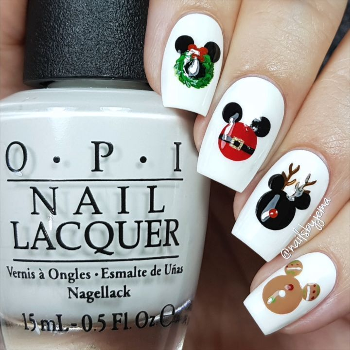 55 best Nails images on Pinterest | Christmas nails, Nail art and ...