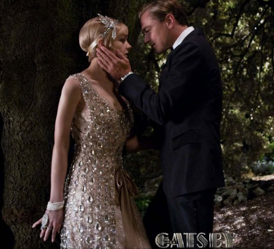 The Great Gatsby Costume DesignsThe Great Gatsby, Leonardodicaprio, Fashion, Carey Mulligan, Thegreatgatsby, Daisies, Movie, Leonardo Dicaprio, Careymulligan