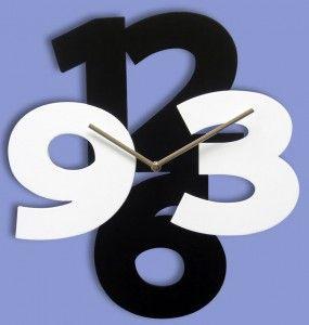 reloj-de-pared-con-numeros-grandes-en-blanco-y-negro