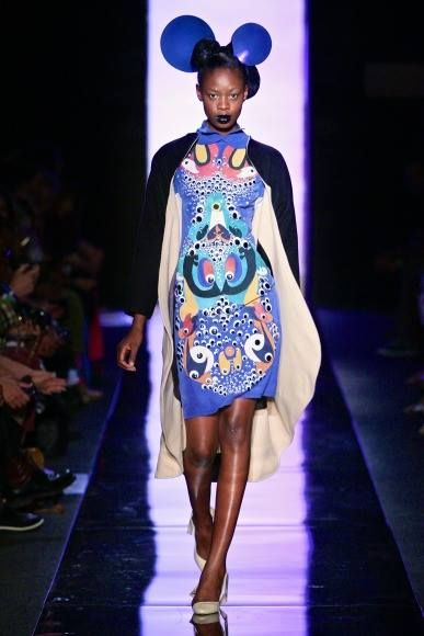Closing look was so hot! And the ears! #SuzaanHeyns #AW2014 #SAFW #InspiredbyMinnie
