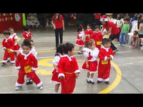 Bailable de navidad 2011 - YouTube