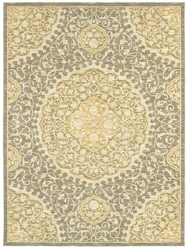 Area Rug In Style San Marino Color Grey By Shaw Floors