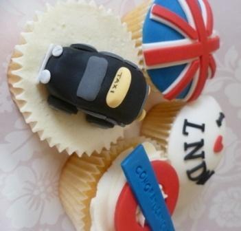 London cupcakes london london