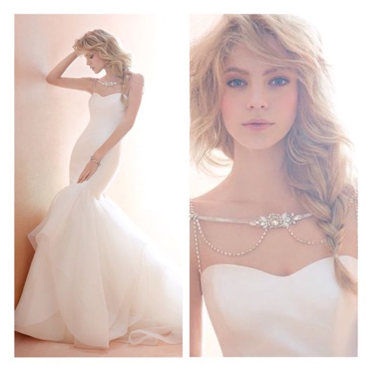 The 74 best Hayley Paige images on Pinterest   Wedding frocks ...