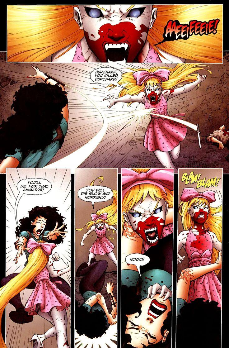 Anita Blake, Vampire Hunter: Guilty Pleasures Issue #12 - Read Anita Blake, Vampire Hunter: Guilty Pleasures Issue #12 comic online in high quality