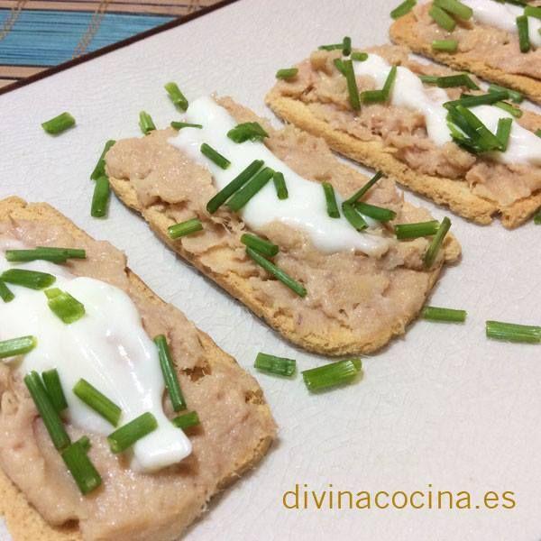 Paté de atún caser < Divina Cocina