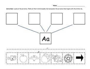 Beginning Sounds | Initial sounds, Teaching vowels ...
