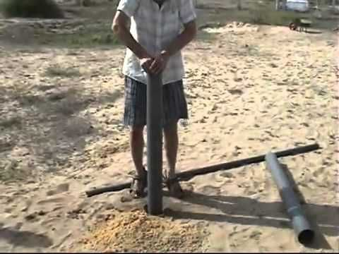 How to Drill Your Own Water Well pt.1 (very cheap and  ez, good tips too) - YouTube