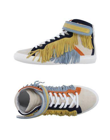 PIERRE HARDY High-tops. #pierrehardy #shoes #высокие кеды и кроссовки