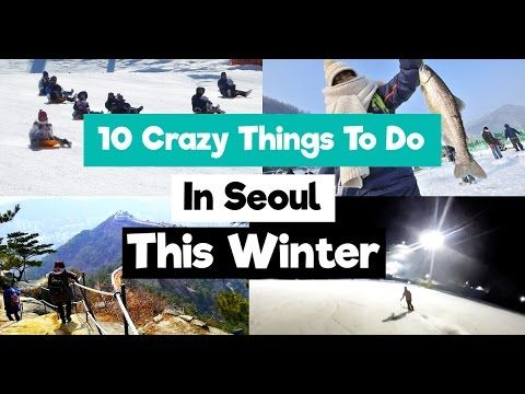 Best Winter In Korea Images On Pinterest South Korea Travel - 12 things to see and do in south korea
