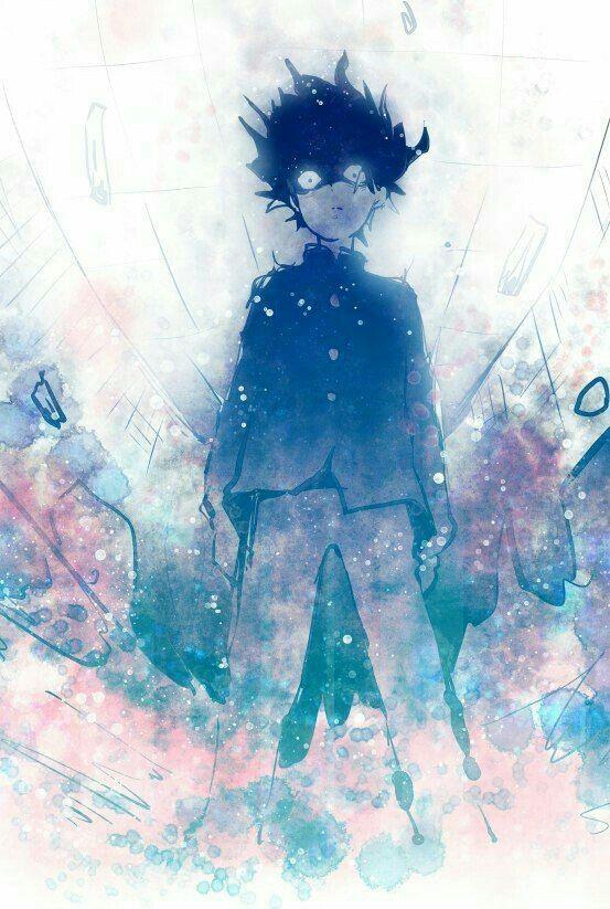 "Kageyama ""Mob"" Shigeo, psychic powers, 100%, cool; Mob Psycho 100"