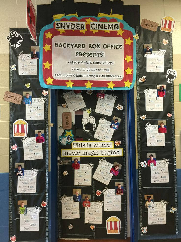 Box Office Buz: 44 Best On Campus Backyard Box Office Decorations Images