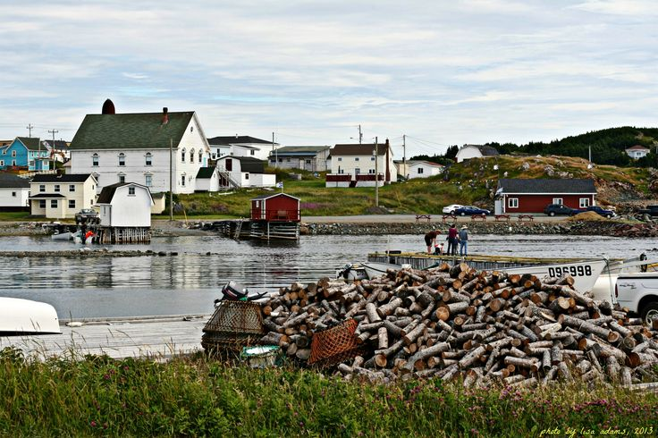 A photo of Twillingate, Newfoundland # Newfoundland