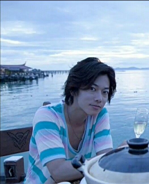Takeru Sato 💕