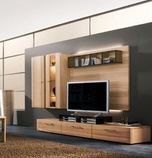 32 Stylish Modern Wall Units For Effective Storage | DigsDigs