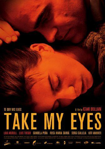 """Take My Eyes"" (2003). A Spanish film about an abusive husband who tries to change, through therapy, and his wife who tries to cope. This isn't your typical monster husband movie.  But throughout the film, it's obvious that he will have a difficult time changing.  The film is very well done."