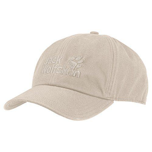 Kaufen Jack Wolfskin Baseball Cap Kappe Light Sand 56-61 cm Vergleiche Preise