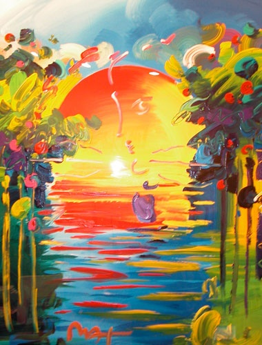 peter max art images - Google Search