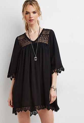 Forever   Lace Paneled policy Cruises return      nc discount Forever                Shift Dresses and shoes Style      My   Shift asheville Dress