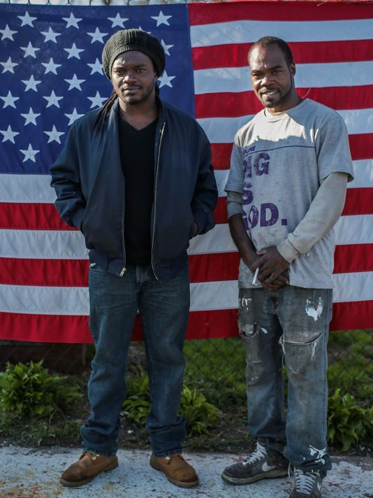 Detroit car wash rallies around the Stars and Stripes