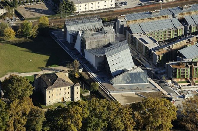 Architecture: Renzo Piano, Science Museum - Muse, Trento - News