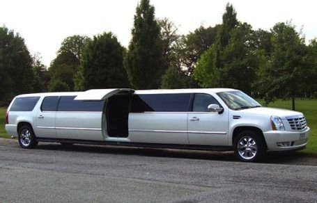 What Are The Different Types Of Limos?