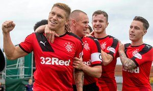Martyn Waghorn and James Tavernier reject Rangers contract offers