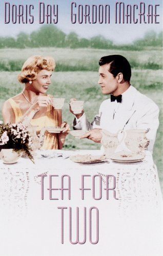 Doris Day movies  Tea For Two
