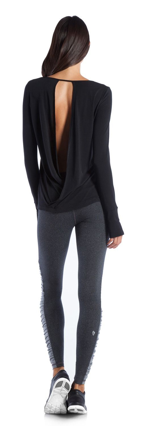 Available @ http://DollarTshirt.com Go With The Flow and Namaste Legging