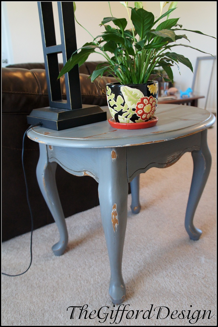 End Table Paint Ideas 34 Best End Tables Night Stands Images On Pinterest Furniture