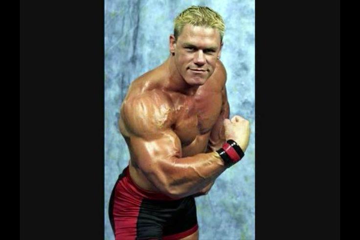 Wwe Kaitlyn And John Cena Kiss WWE- John Cena before ...